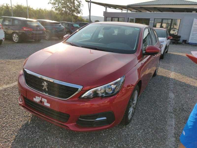 Peugeot 308 SW 1.2 PURETECH 130CH E6.3 S&S ACTIVE Essence ROUGE ULTIMATE Occasion à vendre