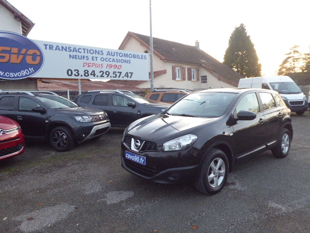 Photo 1 de l'offre de NISSAN QASHQAI 1.6 DCI 130CH ACENTA ALL-MODE 4X4-I à 9680€ chez CSVO