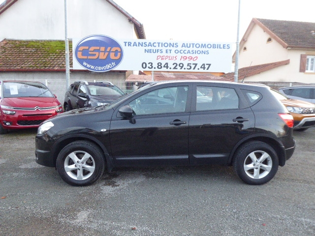Photo 16 de l'offre de NISSAN QASHQAI 1.6 DCI 130CH ACENTA ALL-MODE 4X4-I à 9680€ chez CSVO