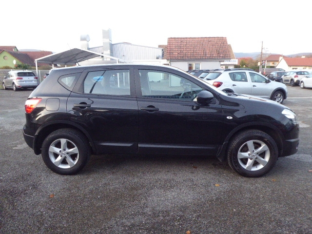 Photo 17 de l'offre de NISSAN QASHQAI 1.6 DCI 130CH ACENTA ALL-MODE 4X4-I à 9680€ chez CSVO