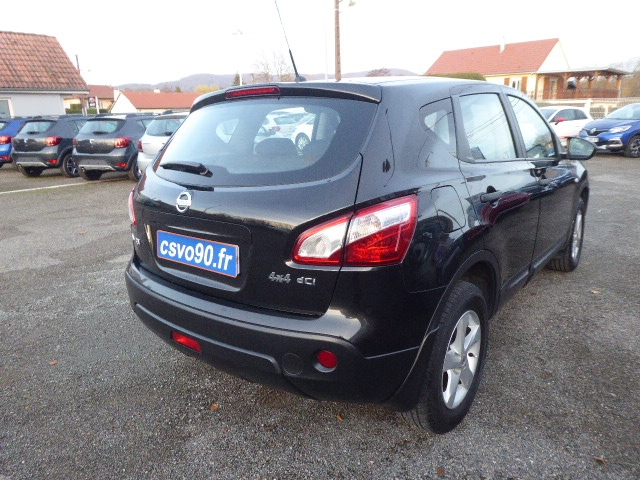 Photo 18 de l'offre de NISSAN QASHQAI 1.6 DCI 130CH ACENTA ALL-MODE 4X4-I à 9680€ chez CSVO